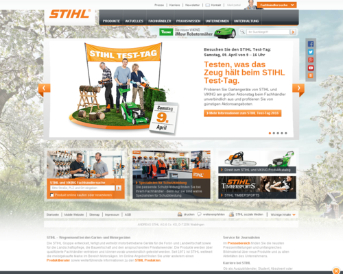 Stihl Screenshot