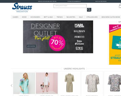 Strauss Screenshot
