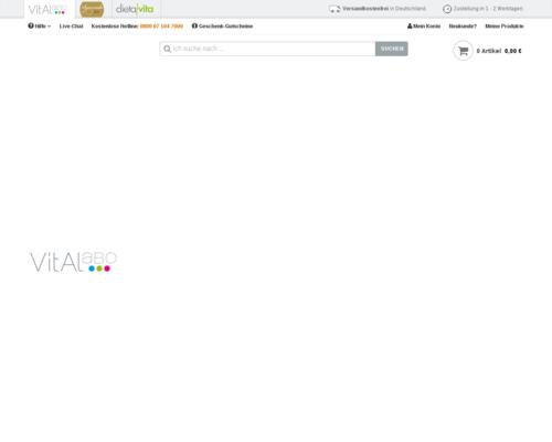 Vitalabo Screenshot