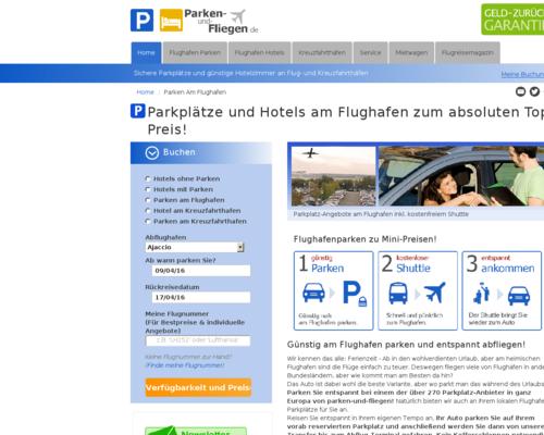 Parken-und-Fliegen Screenshot