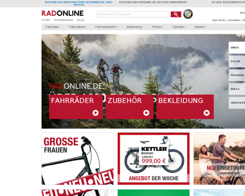 RadOnline Screenshot