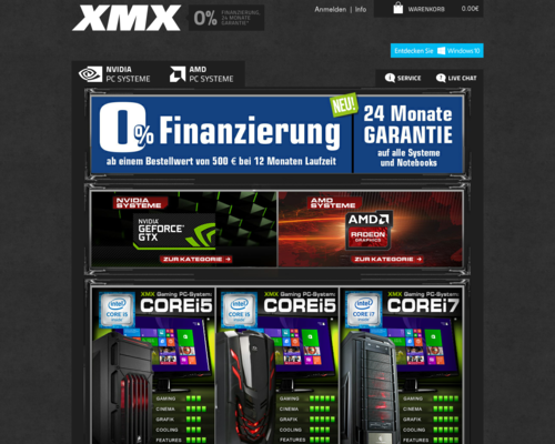 XMX Screenshot