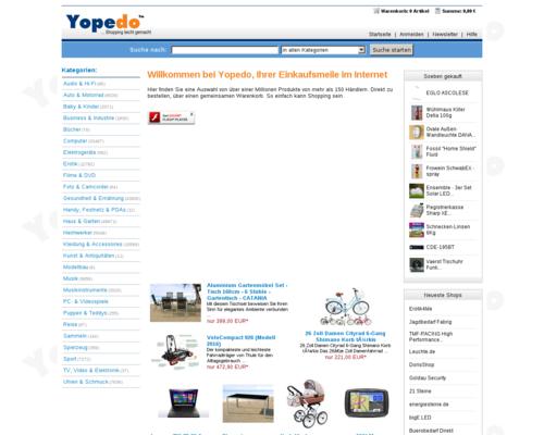 Yopedo Screenshot