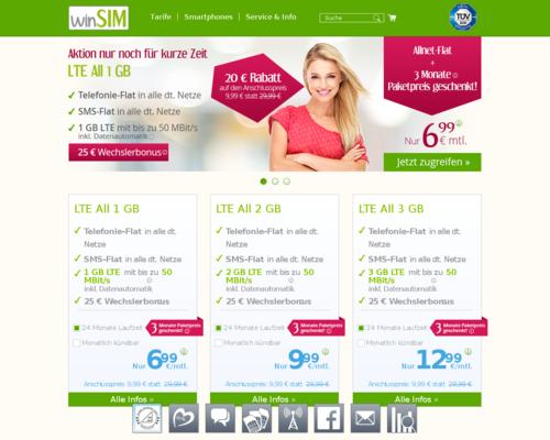 WinSIM Screenshot