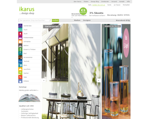 Ikarus Screenshot
