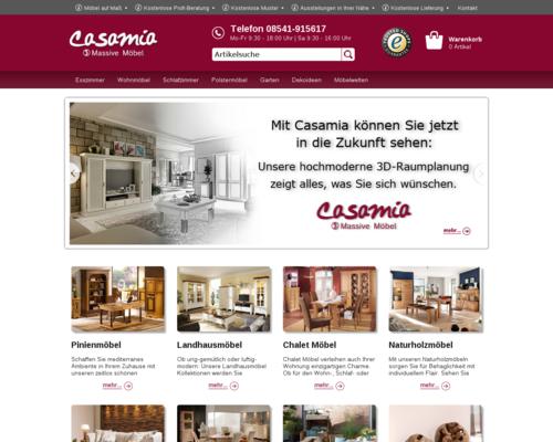 Casamia Screenshot