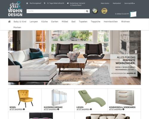 Gm wohndesign gutscheine juli 2018 for Wohndesign shop