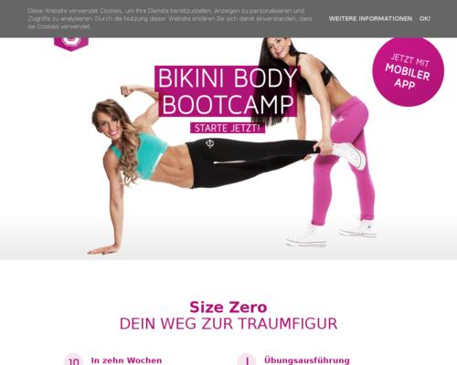 Size Zero Screenshot