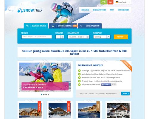 SnowTrex Screenshot