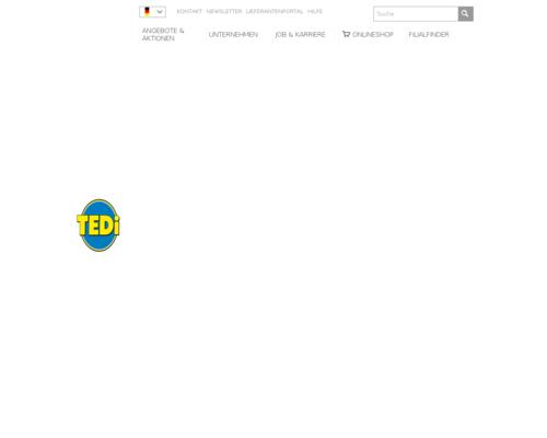 Tedi Screenshot