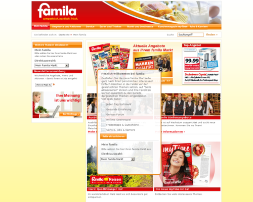 famila Screenshot