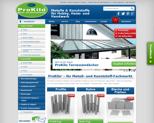 ProKilo Screenshot