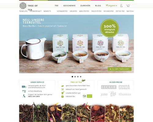 Tree of Tea Screenshot