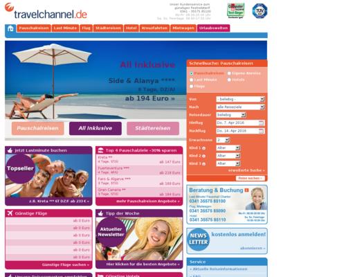 Travelchannel Screenshot