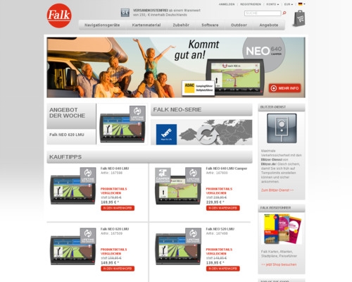 Falk Screenshot