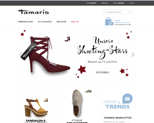 Tamaris Screenshot