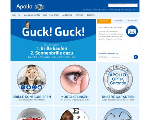 Apollo Screenshot
