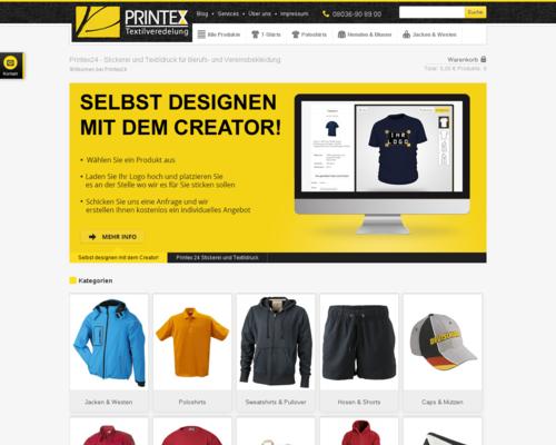 printex24 Screenshot