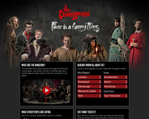 The Dungeons Screenshot
