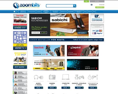 Zoombits Screenshot