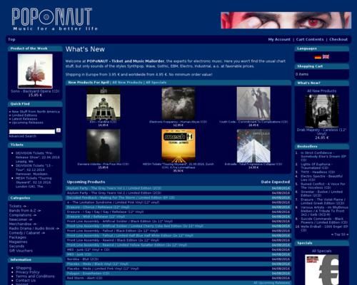 POPoNAUT Screenshot