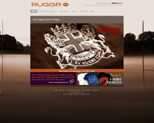 RUGGR Screenshot