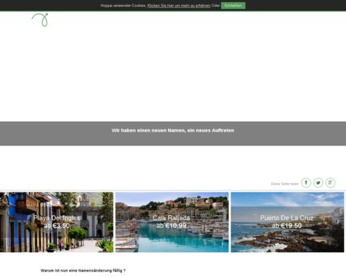 ResortHoppa Screenshot
