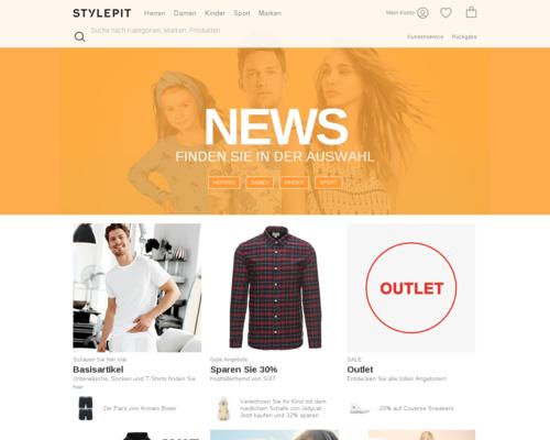 Stylepit Screenshot