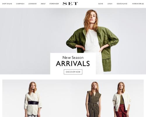 SET Fashion Screenshot