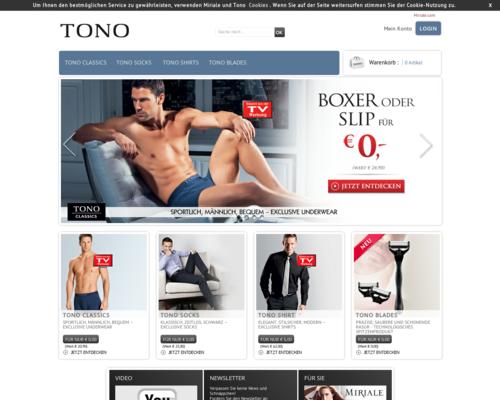 Tono Screenshot