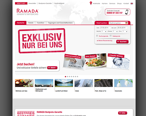 Ramada Screenshot