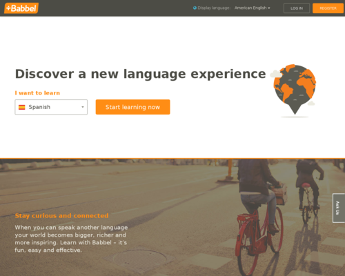 babbel Screenshot