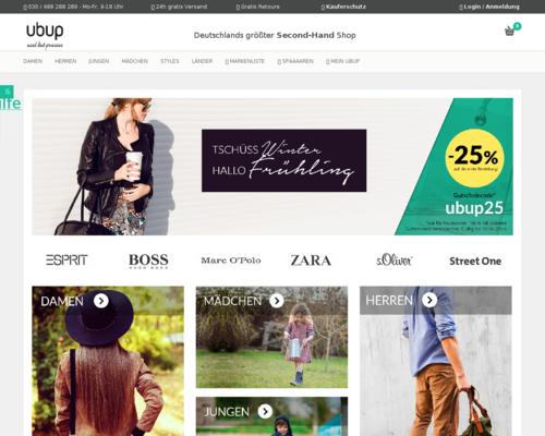ubup Screenshot