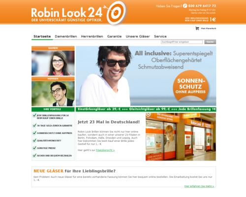 RobinLook24 Screenshot