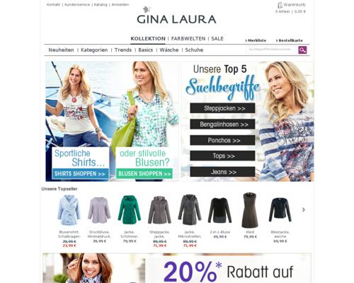 Gina Laura Screenshot