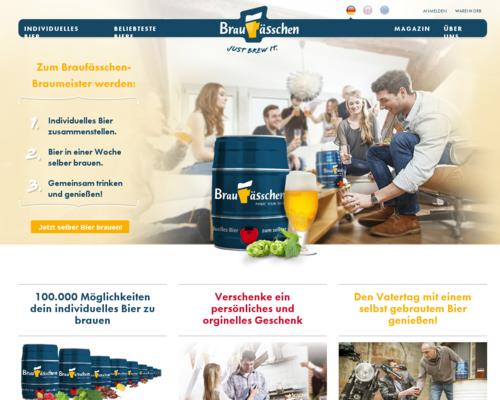 braufaesschen.com Screenshot
