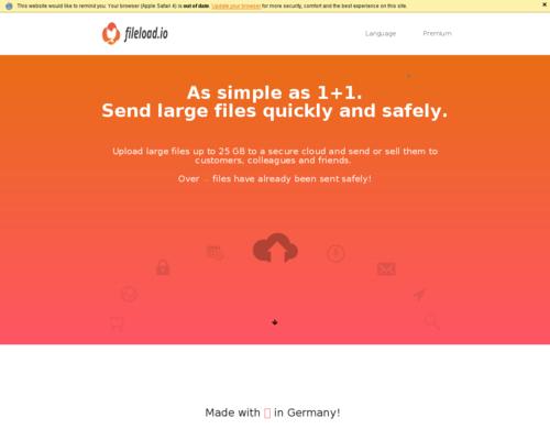 Netload Screenshot