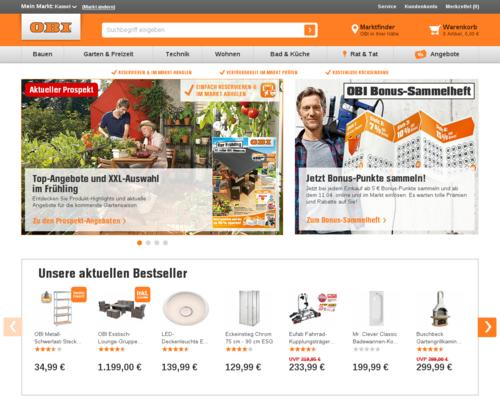 OBI Screenshot
