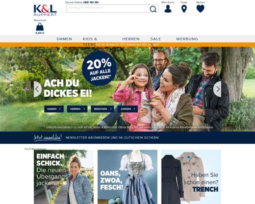 K&L Screenshot