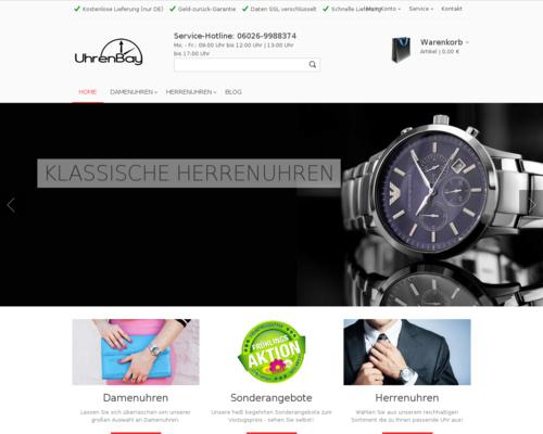 Uhrenbay Screenshot