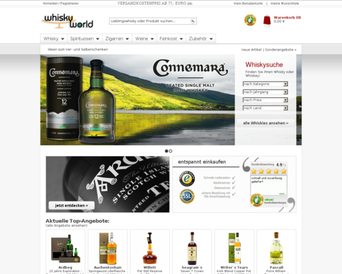 Whiskyworld Screenshot