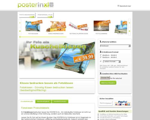 PosterinXL Screenshot