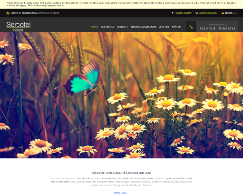 Sercotel Screenshot