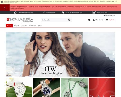 Shop-Juwelier Screenshot