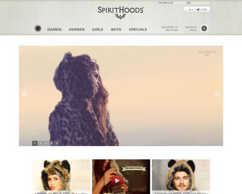 SpiritHoods Screenshot