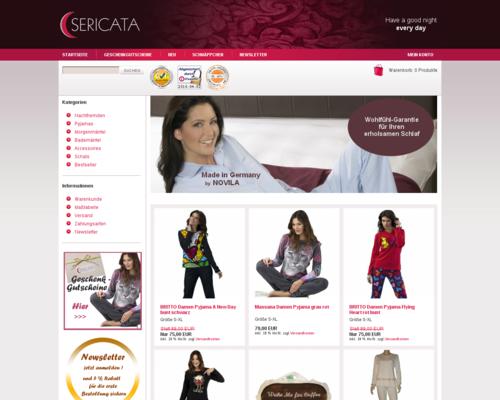 Sericata Screenshot