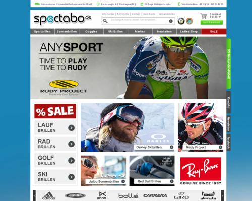 spectabo Screenshot