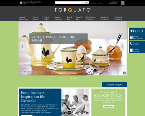 Torquato Screenshot
