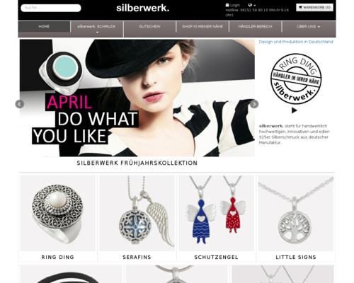Silberwerk Screenshot