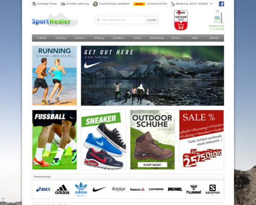 Sport Redler Screenshot